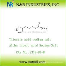 Polvo de ácido alfa lipóico de alta calidad