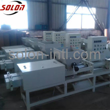 Membuat Cutter Hot Press Wood Chips block