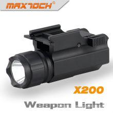 Linterna militar Maxtoch X200 con CREE R5 280 lúmenes de pistola LED