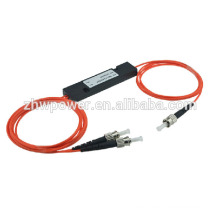 FTTH 1 * 2 Multimode-Splitter, ST-Glasfaser-Splitter, Mini-Typ-ST-Optik-Splitter