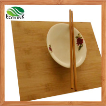 Solid Bamboo Veneer Table Mat or Place Mat