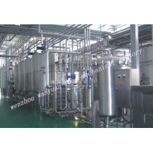 Mini Milk Turnkey Processing Plant