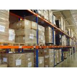 Steel Selective Pallet Racking System