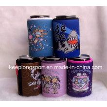 Fashionable Customfull Color Printing Neoprene Can Cooler