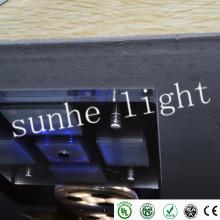 Новое прибытие touchable swith RGB изменяя самомоднейший свет стены водить низкой ценой