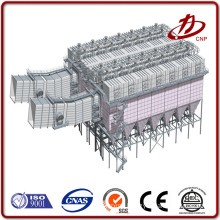 Cement mill system dust removal machine