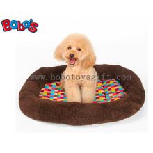 La fábrica de China hizo la felpa del animal doméstico de la estera del animal doméstico de la felpa para el perrito Bosw1104 / 45 Cm del gato del perro