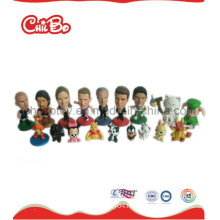 Sport Man and Lovely Animal Plastic Toy (CB-PM013-S)