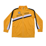 Custom yellow long sleeve sports fabric school uniform and free school-uniform sample