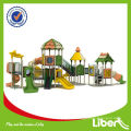 2014 vente chaude équipement de jeu en plein air Équipement de jeu pour enfants Playground pour terrain de jeux commercial Vente d'équipement LE-LL003