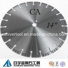 "14"" Diamond Concrete Blade, Diamond Reinforce Concrete Saw Blade, Diamond Disc"