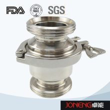 Stainless Steel Sanitary Grade Clamped Check Valve (JN-NRV2003)
