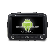 Octa core! Android 7.1 voiture dvd pour CARENS avec écran capacitif de 8 pouces / GPS / Mirror Link / DVR / TPMS / OBD2 / WIFI / 4G