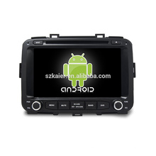 Восьмиядерный! Андроида автомобиля DVD-дисков 7.1 на Carens с 8-дюймовый емкостный экран/ сигнал/зеркало ссылку/видеорегистратор/ТМЗ/кабель obd2/интернет/4G с