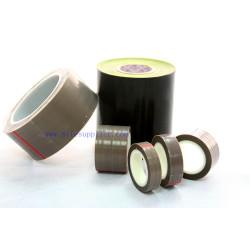 Biseautées de PTFE (Teflon) ruban de Film Silicone PSA