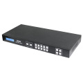 4X4 HDMI Matrix with Simultaneous Cat and HDMI Outputs