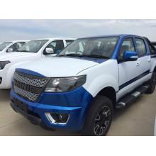 Camionetas pickup diesel de cabina doble con tracción en las 4 ruedas
