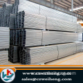 Square Steel Pipe Tube for Metal Building Material