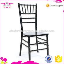 Cadeira Chiavari de casamento para o mercado dos EUA