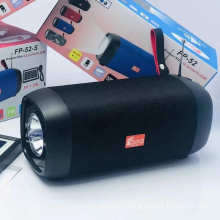 FEPE FP-52-S Support USB TF CARD FM Home Radio Blue Tooth Wireless Home Theater Speaker With Light