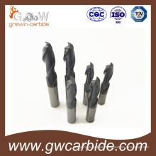 Tungsten Carbide End Mills HRC50 60