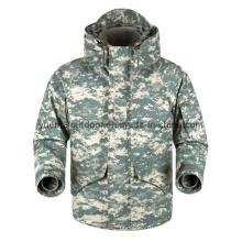 Parka imperméable et respirant militaire pour le froid