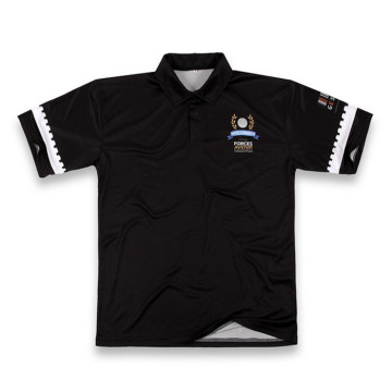 65%polyester 35%cotton dri fit sports polo shirts