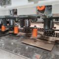 Ligne de lavage automatique de verre isolant