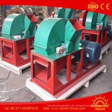 Microplaquetas de madeira de moedura ao preço da máquina da serragem da máquina da serragem