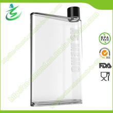 New Memobottle, Paper-Shaped Card Tritan Water Bottle