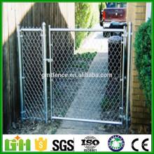 Venta caliente de alta calidad de PVC recubierto puertas de la cerca