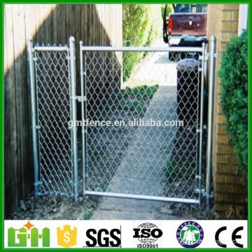 Высокое качество Горячие продажи ПВХ покрытием ворота забор