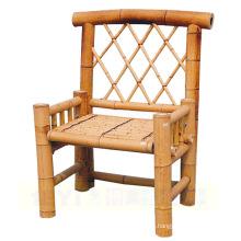 Taburete de bambú para sala de estar