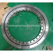 Thin Section Slewing Ring Rolamento de roda dentada interna anel de rolamento pequeno rolamento de esferas
