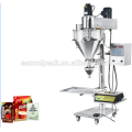 Semi-automatic fine powder filling machine for pharmaceutics, milk powder