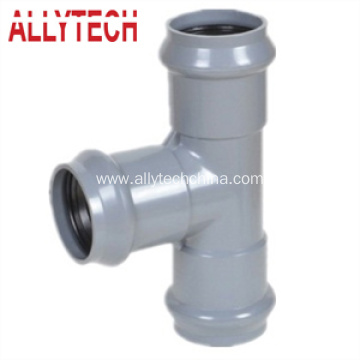 Customized PVC Pipe Fittings for Combine