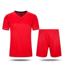 Пользовательские футбольные формы наборы Дешевые футболки футболка Сублимированные футбольные Jerseys