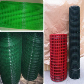 1/4 Inch Pvc Welded Wire Mesh