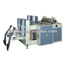 High-Speed-Doppel-Kanäle Heißsiegeln Wärme-schneiden-Produktlinie Beutel-Herstellung