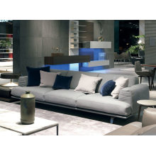 New Product Modern Design Fabric Home Leisure Sectional Sofa Furniture