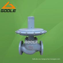 Válvula reguladora de micro presión autooperada Zzvp