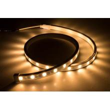 Lámpara de baño de pared flexible para fondos de proyectos