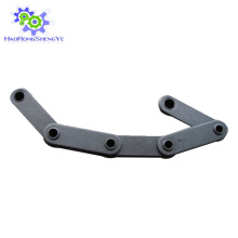 C2080HP Cadeias de transportador de cavidade oca 40Mn ou aço inoxidável