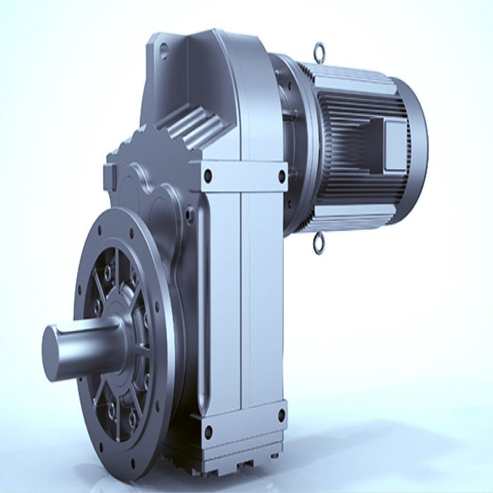 F Helical Speed Reducer