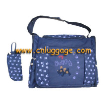 Cute Cartoon Pattern Mummy Bag