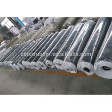 mass rubber rolls, thick rubber rolls, good quality foam rubber rolls