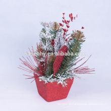 2017 Árbol de navidad plegable artificial para el coche