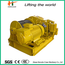 Windlass Electric Winch Lifting Motor Crane Winch