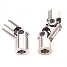 Stainless Steel Universal Joint Coupling untuk Auto Parts