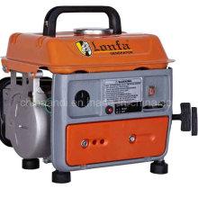 750W pequeño generador eléctrico de la gasolina